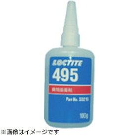 ヘンケルジャパン Henkel ロックタイト 瞬間接着剤 495 100g