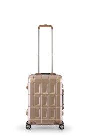 パンテオン PANTHEON スーツケース ハードキャリー 36L PANTHEON(パンテオン) ピンンクゴールド PTR-3300-18 [TSAロック搭載]