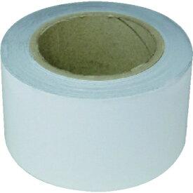 新富士バーナー Shinfuji Burner 新富士 業務用超強力ラインテープ 白(幅70MM×長さ20M)