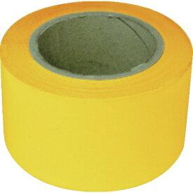 新富士バーナー Shinfuji Burner 新富士 業務用超強力ラインテープ 黄(幅70MM×長さ20M)