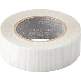 ニトムズ Nitoms STALOGY 手でまっすぐ切れる両面テープ20mm