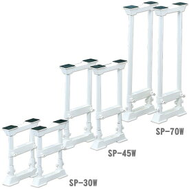 アイリスオーヤマ IRIS OHYAMA 家具転倒防止伸縮棒 S (高さ30〜45cm・H型) 2本セット SP30W