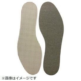 ノサックス NOSACKS ノサックス  安全靴用踏抜き防止中敷  Lサイズ(25.5−26.0CM)