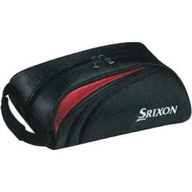 ダンロップ スリクソン DUNLOP SRIXON シューズバッグ SRIXON(L34×H13×W25cm/ブラック) GGA-S143