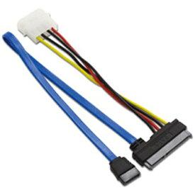 アイネックス ainex 〔SATAケーブル〕 シリアルATA電源変換 セットコネクタ(データケーブル30cm) SAT-3003PW ブルー