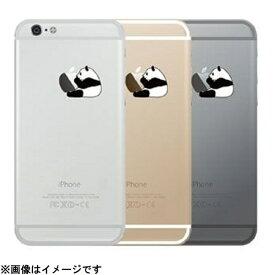 HAMEE ハミィ iPhone 6s Plus/6 Plus用 Applus(アップラス) ハードクリアケース 白黒パンダ