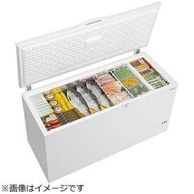 パナソニック Panasonic 《基本設置料金セット》NR-FC46FB 冷凍庫 ホワイト [1ドア /上開き /463L][NRFC46FB]