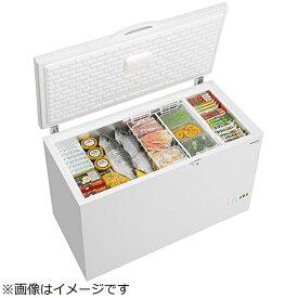 パナソニック Panasonic 《基本設置料金セット》冷凍庫 ホワイト NR-FC36FB [1ドア /上開き /362L][NRFC36FB]