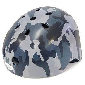 LAKIA キッズヘルメットアクティブ(48〜52cm/カモフラージュ) 250373