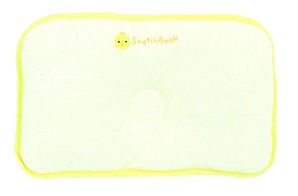 西川産業 NISHIKAWA ドーナツ枕 大 12か月〜24か月くらいまで ひよこ/クリーム LMF1801303C