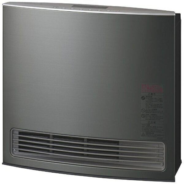 大阪ガス 140-6043 ガスファンヒーター Vivace(ビバーチェ) スチールグレー [木造11畳まで /コンクリート15畳まで /都市ガス12・13A][1406043]