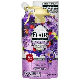 花王 Kao FLAIR FRAGRANCE(フレア フレグランス) 香りのスタイリングミスト ドレッシーベリーの香り つめかえ用 240ml 〔衣料用フレグランス〕