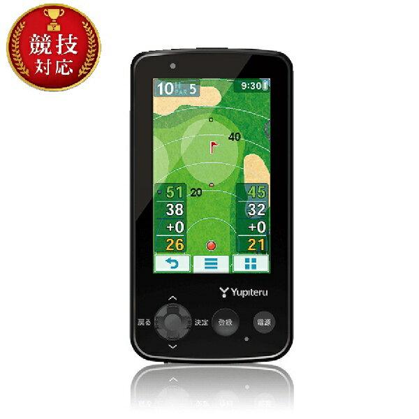 ユピテル GPS ゴルフナビゲーション ゴルフナビ YGN6200【競技対応モデル】[YGN6200]