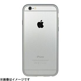 パワーサポート POWER SUPPORT iPhone 6s Plus/6 Plus用 Arc bumper set PYK-40 シルバー