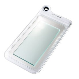 坂本ラヂヲ スマートフォン用[幅 95mm]PRECISION Splash Proof Case Large SPC105WH White