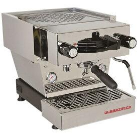 ラッキーコーヒーマシン LUCKY COFFEE MACHINE Linea mini(リネアミニ)エスプレッソマシン la marzocco(ラ・マルゾッコ) ステン 865718[LINEAMINI]