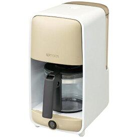 タイガー TIGER ADC-B060 コーヒーメーカー グレージュホワイト[ADCB060WG]