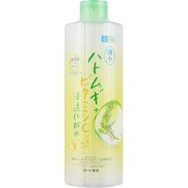 ロート製薬 ROHTO 肌研(ハダラボ) 極水 ハトムギ+浸透化粧水(400ml)[化粧水]【wtcool】