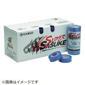 カモ井加工紙 KAMOI カモ井 マスキングテープ建築塗装用(4巻入り)