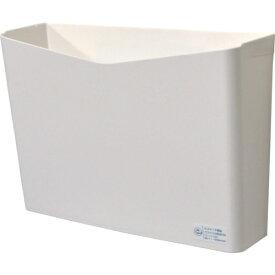 積水化学工業 SEKISUI 積水 リサイクルペーパーポケット フタなし 白