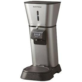 ラッキーコーヒーマシン LUCKY COFFEE MACHINE BM-860 コーヒーミル bonmac(ボンマック) シルバー[BM860]