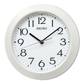 セイコー SEIKO 掛け置き兼用時計 【スタンダード】 白パール KX241W [電波自動受信機能有]
