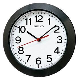 セイコー SEIKO 掛け置き兼用時計 【スタンダード】 黒メタリック KX241K [電波自動受信機能有]