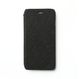 ROA ロア iPhone6 Plus Minimal Diary ブラック