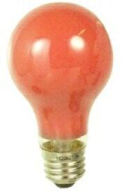 東京メタル TOME LDA4RE26-TM LEDフィラメント型カラー電球 トーメ(Tome) 赤 [E26 /赤色 /40W相当 /一般電球形 /全方向タイプ]
