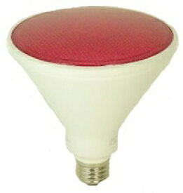 東京メタル TOME LDR12R150W-TM LEDビーム球型 カラー電球 トーメ(Tome) 赤 [E26 /赤色 /150W相当 /ビームランプ形]