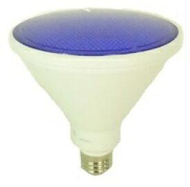 東京メタル TOME LDR12B150W-TM LEDビーム球型 カラー電球 トーメ(Tome) 青 [E26 /青色 /150W相当 /ビームランプ形]