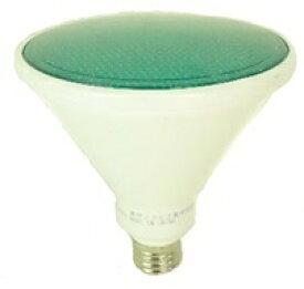 東京メタル TOME LDR12G150W-TM LEDビーム球型 カラー電球 トーメ(Tome) 緑 [E26 /緑色 /150W相当 /ビームランプ形]