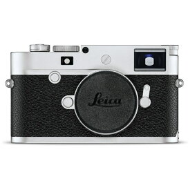 ライカ Leica 20022 レンジファインダーデジタルカメラ ライカM10-P SILVER CHROME FINISH [ボディ単体][20022]