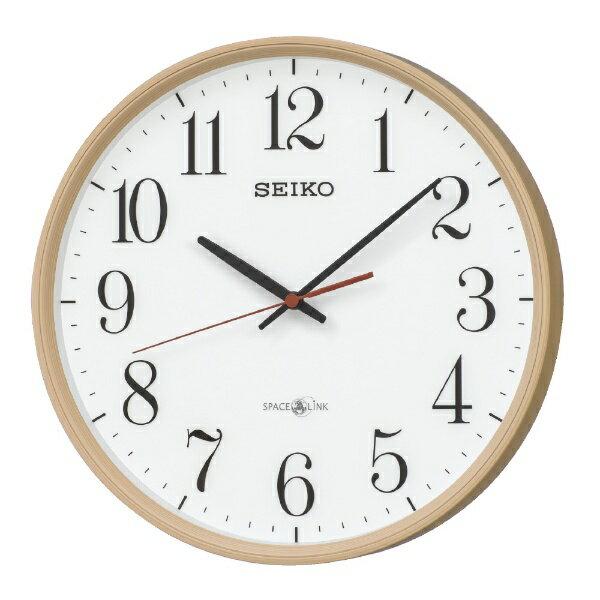 セイコー SEIKO 衛星電波掛け時計 「スペースリンク」 GP220A