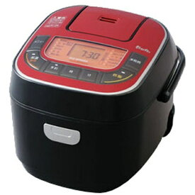 アイリスオーヤマ IRIS OHYAMA KRC-MC30-B 炊飯器 米屋の旨み 銘柄炊き ブラック [3合 /マイコン][KRCMC30B]