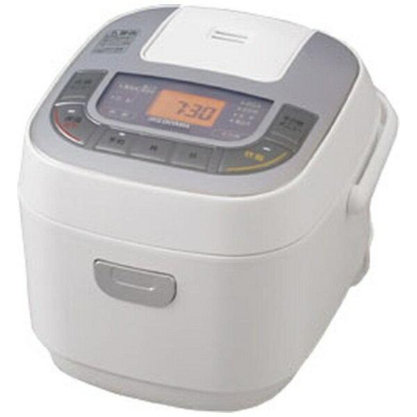 アイリスオーヤマ IRIS OHYAMA ERCMC30W 炊飯器 米屋の旨み ホワイト [3合 /マイコン][ERCMC30W]