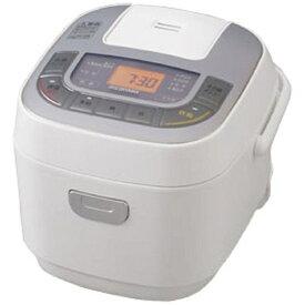 アイリスオーヤマ IRIS OHYAMA ERC-MC30-W 炊飯器 米屋の旨み ホワイト [3合 /マイコン][ERCMC30W]