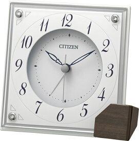 シチズン CITIZEN 置き時計 CITIZEN 白 8RG625-003