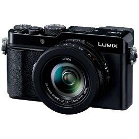 パナソニック Panasonic コンパクトデジタルカメラ LUMIX(ルミックス) DC-LX100M2 DC-LX100M2 ブラック[DCLX100M2]