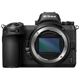ニコン Nikon Nikon Z 7 ミラーレス一眼カメラ ブラック [ボディ単体][Z7]