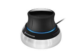 3Dコネクション 3Dconnexion SMC マウス SpaceMouse Compact [2ボタン /USB /有線][SMC]