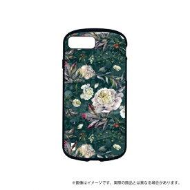 MSソリューションズ F-03K 耐衝撃ケース「PALLET Flower」 グリーン