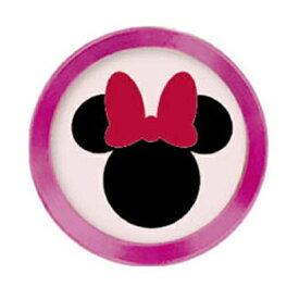 ハセプロ アルミボタンシール指紋認証対応 ディズニーキャラクター ASS-DN-04 ミニーマウス