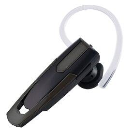 セイワ SEIWA CORPORATION モノラルハンズフリー Bluetooth 5.0 + USB / DC充電器 ブラック BTE100 [Bluetooth /ノイズキャンセリング対応][BTE100]