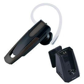 セイワ SEIWA CORPORATION モノラルハンズフリー Bluetooth 5.0 + USB / DC充電クレードル ブラック BTE102 [Bluetooth /ノイズキャンセリング対応][BTE102]