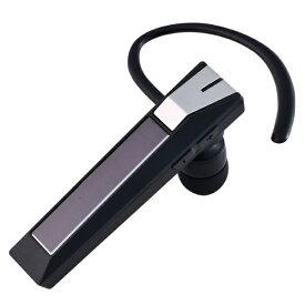 セイワ SEIWA CORPORATION モノラルハンズフリー Bluetooth 5.0 +USB / DC充電 BTE110 ブラック [Bluetooth /ノイズキャンセリング対応][BTE110]
