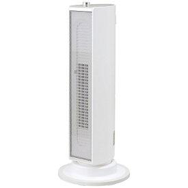 コイズミ KOIZUMI KPH-1284/W セラミックファンヒーター ホワイト [首振り機能][KPH1284W]