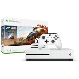 マイクロソフト Microsoft Xbox One S 1 TB (Forza Horizon 4 同梱版)[XBOXONES1TB4][ゲーム機本体]