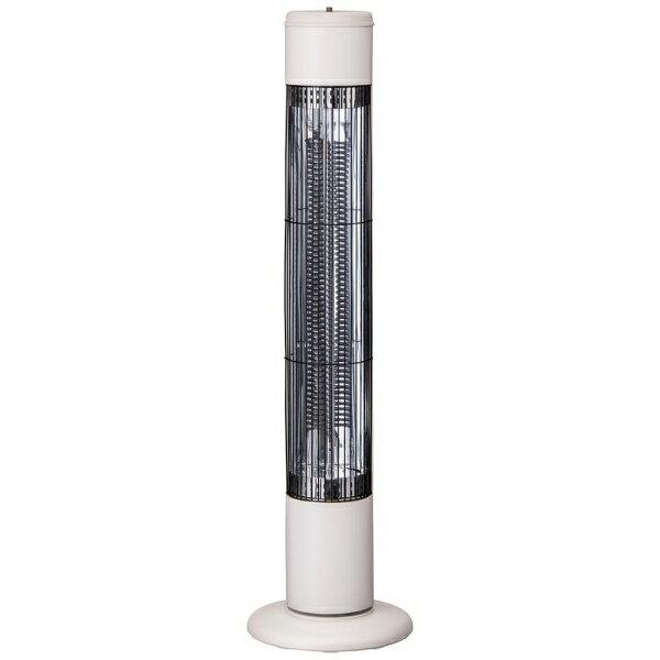 【送料無料】 Three-up スリーアップ CB-T1831 電気ストーブ NOPPO(ノッポ) アイボリー [カーボンヒーター /首振り機能]