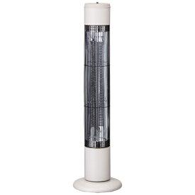 Three-up スリーアップ CB-T1831 電気ストーブ NOPPO(ノッポ) アイボリー [カーボンヒーター /首振り機能][CBT1831]